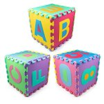 Matney-Kids-Foam-Floor-Alphabet-and-Number-Puzzle-Mat-Multicolor-36-Piece-0-1