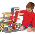 Melissa-Doug-Deluxe-Wooden-Parking-Garage-Play-Set-0-1