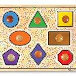 Melissa-Doug-Geometric-Shapes-Lg-Peg-Puzzle-0