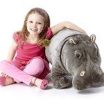 Melissa-Doug-Giant-Hippopotamus-Lifelike-Stuffed-Animal-over-2-feet-long-0-0