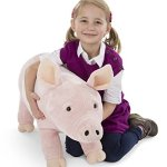 Melissa-Doug-Giant-Pig-Lifelike-Stuffed-Animal-over-2-feet-long-0
