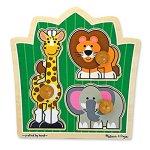 Melissa-Doug-Jungle-Friends-Large-Peg-Puzzle-0