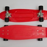 MoBoard-Classic-27-Skateboard-Pro-and-Beginner-27-inch-Vintage-Style-with-Interchangeable-Wheels-Enhanced-Bearings-Portable-Lightweight-Durable-Rails-0