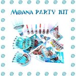 Moana-Birthday-Party-Supplies-and-Decorations-117-Items-Pack-For-8-Guests-BONUS-Gift-The-Necklace-Heart-of-Te-Fiti-0
