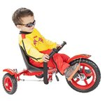 Mobo-Tot-Disney-Pixar-Cars-Lightning-McQueen-A-Toddlers-Ergonomic-Three-Wheeled-Cruiser-Ride-On-Red-0-1