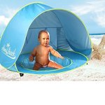 MonoBeach-Baby-Beach-Tent-Pop-Up-Portable-Shade-Pool-UV-Protection-Sun-Shelter-for-Infant-0