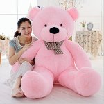 MorisMos-Giant-Big-Teddy-Bear-Cuddly-Stuffed-Animals-Plush-Toy-Doll-for-Girlfriend-Children-Pink-12M47-0