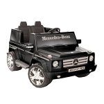 National-Products-12V-Black-Mercedes-Benz-G-Class-Battery-Operated-Ride-on-0-1
