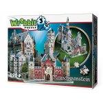 Neuschwanstein-Castle-3D-Jigsaw-Puzzle-890-Piece-0