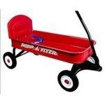 New-Radio-Flyer-93b-Ranger-Metal-Red-Wagon-Seatbelt-New-In-Box-Sale-0