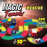 ONTEL-Magic-Tracks-Resuce-Race-Car-Set-Multicolor-10-0-0