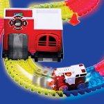 ONTEL-Magic-Tracks-Resuce-Race-Car-Set-Multicolor-10-0-1