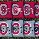 Ohio-State-OSU-Buckeyes-Replacement-Cornhole-Bag-Set-all-weather-0