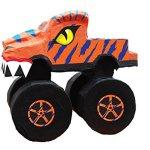 Orange-Dino-Monster-Truck-Pull-Pinata-0-0