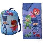 PJ-Masks-Kids-Sleeping-Bag-and-Carry-Sack-0