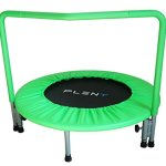 PLENY-36-Kids-Mini-Trampoline-with-Handle-Safety-and-Durable-Toddler-Trampoline-3-Colors-Available-0-0