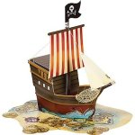 Pack-of-6-Pirates-Map-Dimensional-Ship-Centerpiece-Birthday-Party-Decorations-0