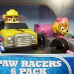 Paw-Patrol-Racers-6-pack-Set-Includes-Chase-Zuma-Rubble-Skye-Rocky-and-Marshall-Racers-NEW-2017-EDITION-0-2