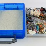 Play-Therapy-Sand-Tray-Basic-Portable-Starter-Kit-with-Tray-Sand-and-Miniatures-0-0