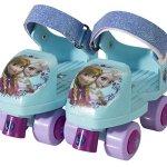PlayWheels-Disney-Princess-Kids-Glitter-Rollerskate-Junior-Size-6-12-with-Knee-Pads-0-0