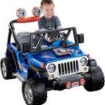Power-Wheels-Hot-Wheels-Jeep-Wrangler-Blue-12V-0