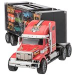 Prextex-24-Detachable-Carrier-Truck-Toy-Car-Transporter-With-Rubber-Wheels-and-6-Toy-Cars-Toys-For-Boys-And-Girls-0-1