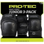 Pro-Tec-Street-Gear-Junior-Three-Pad-Pack-with-Giro-Bell-Section-Bike-Helmet-0-1