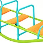 Pure-Fun-Home-Playground-Equipment-Rocker-Seesaw-Youth-Ages-4-to-10-0