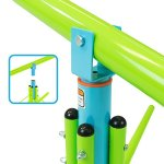 Pure-Fun-Home-Playground-Equipment-Swivel-Seesaw-Youth-Ages-4-to-10-0-2