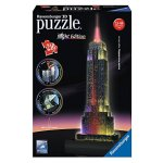 Ravensburger-3D-Puzzle-Empire-State-Building-Night-Edition-216-Piece-Puzzle-0