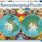 Ravensburger-Antique-Map-Puzzle-3000-PC-0