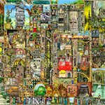 Ravensburger-Colin-Thompson-Bizarre-Town-Jigsaw-Puzzle-5000-Piece-0-0