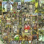 Ravensburger-Colin-Thompson-Bizarre-Town-Jigsaw-Puzzle-5000-Piece-0-2