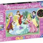 Ravensburger-Fluorescent-Disney-Princesses-Jigsaw-Puzzle-100-Piece-0-0