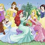 Ravensburger-Fluorescent-Disney-Princesses-Jigsaw-Puzzle-100-Piece-0-1