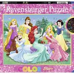 Ravensburger-Fluorescent-Disney-Princesses-Jigsaw-Puzzle-100-Piece-0