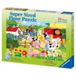 Ravensburger-My-Little-Farm-24-Pieces-Super-Sized-Floor-Puzzle-0