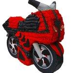 Red-Motorcycle-Pinata-0