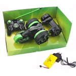 Remote-control-Stunt-Car-Double-face-work-30kmh-rapid-stunt-roller-car-all-terrian-suitable-for-competition-with-lightGreen-0-1