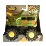 Road-Rippers-Rev-up-Monsters-Green-Tricera-Dino-Monster-TruckVan-0