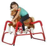 Rockin-Rider-Lucky-Talking-Plush-Spring-Horse-0-2