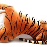 Rohit-the-Orange-Bengal-Tiger-4-Foot-Long-Tail-Measurement-not-Included-Big-Stuffed-Animal-Plush-Cat-Shipping-from-Pennsylvania-By-Tiger-Tale-Toys-0-2