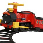 Rollplay-Steam-Train-6-Volt-Battery-Powered-Ride-On-0