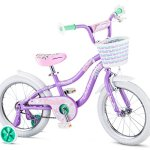Schwinn-Girls-Jasmine-Bicycle-16-Purple-0