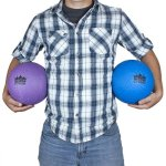 Set-of-6-85-Playground-Balls-with-Hand-Pump-and-Needles-by-Crown-Sporting-Goods-0-1