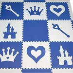 SoftTiles-Kids-Foam-Playmat-Princess-Theme-Nontoxic-Interlocking-Foam-Floor-Tiles-for-Childrens-Playrooms-and-Nursery-65×65-0