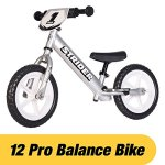 Strider-12-Pro-Balance-Bike-Ages-18-Months-to-5-Years-Silver-0