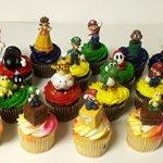 Super-Mario-Brothers-18-Piece-Deluxe-Birthday-Cupcake-Topper-Set-Featuring-Shy-Mario-Goomba-Yoshi-Bomb-Luigi-Koopa-Troopa-Mushroom-Princess-Daisy-Lakitu-Spiny-and-Themed-Decorative-Accessories-Cupcake-0