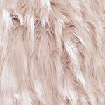 Tahari-Mauve-Pink-Faux-Fur-Table-Mantle-Runner-X-Long-16-x-72-0-0