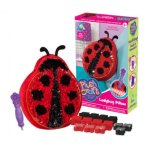 The-Orb-Factory-PlushCraft-Ladybug-Pillow-Plush-Craft-Fabric-By-Number-No-Sewing-0-1